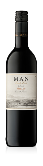 MAN Jan Fiskaal Merlot 2016