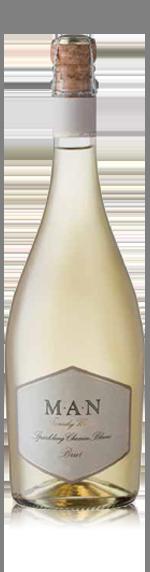 vin MAN Sparkling Chenin Blanc NV Chenin Blanc 100% Chenin Blanc Agter-Paarl