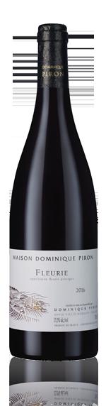 vin Maison Dominique Piron Fleurie 2016 Gamay