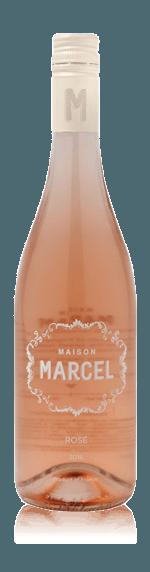 vin Maison Marcel IGP Méditerranée Rosé 2017 (halvflaska) Grenache
