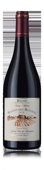 vin Maison des Bulliats Cuvée Hélène 2016 Gamay