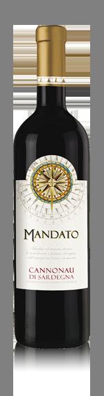 vin Mandato Cannonau 2016 Grenache