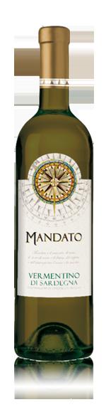 vin Mandato Vermentino di Sardegna 2016 Vermentino