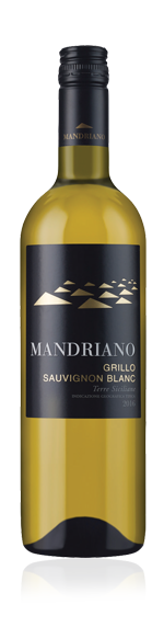 vin Mandriano Grillo Sauvignon Igt 2016 Grillo