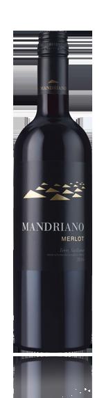 Mandriano Merlot Sicilia Igp 2016