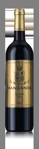 vin Manzanos Reserva 2013 Tempranillo
