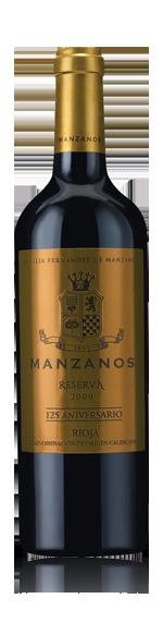 vin Manzanos Reserva Aniversario 2009 Graciano