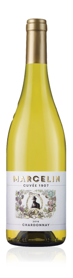 vin Marcelin Cuvee 1907 Chardonnay 2016 Chardonnay