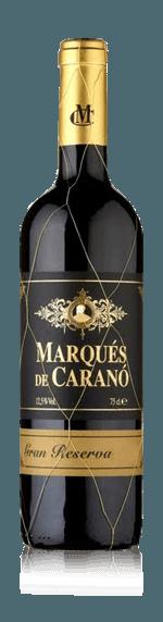 vin Marques de Carano Gran Reserva 2010 Garnacha