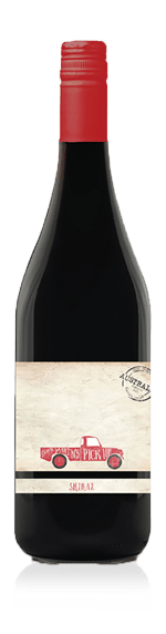 Martin's Pick Up Shiraz 2017