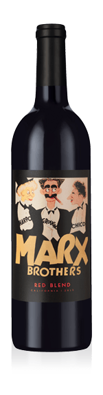 vin Marx Brothers Red Blend 2015 Zinfandel