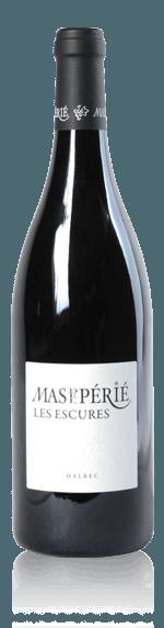 Mas Del Perie Les Escures Malbec 2018 Malbec 100% Malbec Sydvästra Frankrike