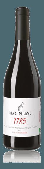 Mas Pujol 1785 Côtes du Roussilon 2018