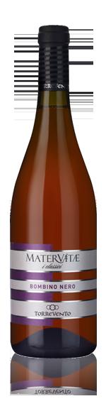 vin Matervitae Bombino Nero Rosato 2016 Bombino Nero