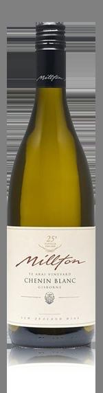 vin Millton Te Arai Chenin Blanc 2016 Chenin Blanc