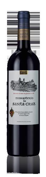 vin Monasterio De Santa Cruz 2016 Monastrell