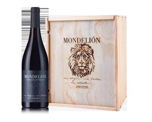 Mondelion Autoctona 2015 (sex flaskor i trälåda)
