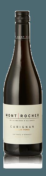 Mont Rocher Carignan Vielles Vignes 2016 Carignan