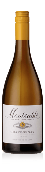 Montsablé Authentique Chardonnay 2017 Chardonnay