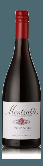 Montsablé Authentique Pinot Noir 2017 Pinot Noir