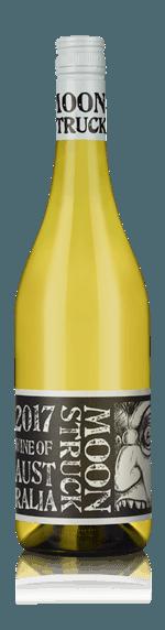 Moonstruck Chard Mars Viog 2017 Chardonnay 42% Chardonnay, 33% Marsanne, 25% Viognier South Eastern Australia