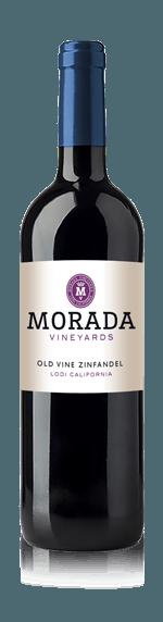 Morada Old Vine Zinfandel 2015