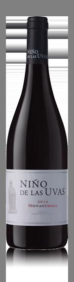 vin Niño de las Uvas Monastrell 2016 Monastrell