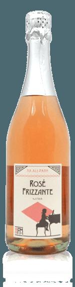 Na Alsdann! Rosé Frizzante 2018 Blaufränkisch Blaufränkisch, Zweigelt Austria