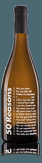 Neleman 50 Reasons Sauvignon Blanc 2016 Sauvignon Blanc