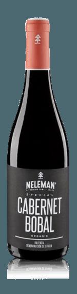Neleman Cabernet-Bobal 2016 Bobal