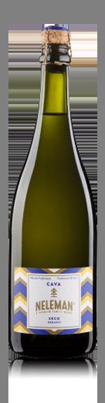 Neleman Cava Seco Organic NV Chardonnay
