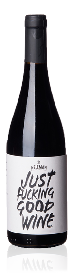 vin Neleman Just Fucking Good Wine Red 2016 Marselan