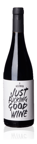 Neleman Just Fucking Good Wine Red 2017 Marselan 100% Marselan Valencia