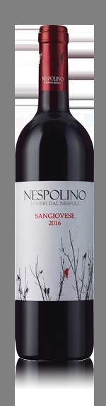 vin Nespolino Sangiovese 2016 Sangiovese