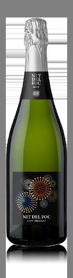 vin Nit del Foc Cava Brut NV Macabeo 40% Macabeo, 30% Xarel-lo, 30% Parellada Penedès