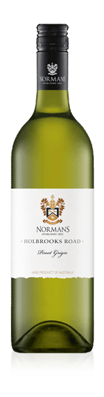 vin Normans Holbrooks Road Pinot Grigio 2016 Pinot Grigio