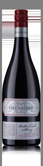 vin Scarpantoni Oxenberry Farm Pedler Creek Shiraz 2015 Shiraz