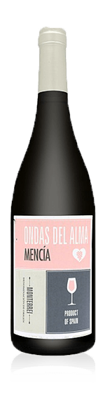 Ondas del Alma Mencia 2017 Mencia