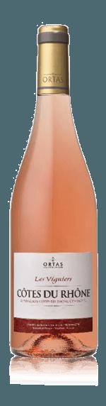 Ortas Les Viguiers Rosé 2017  Grenache