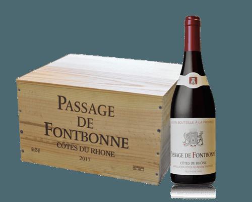 Ortas Passage de Fontbonne 2017 (6 flaskor i trälåda)
