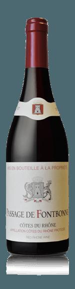 vin Ortas Passage de Fontbonne 2017 Grenache