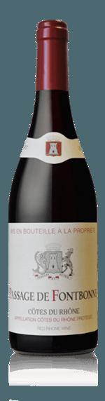 vin Ortas Passage de Fontbonne 2018 Grenache