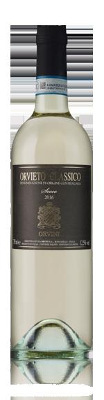 Orvini Orvieto Secco Classico 2016 Grechetto