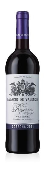 vin Palacio De Valencia Reserva 2011 Tempranillo
