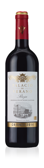 vin Palacio De Verano Crianza 2014 Tempranillo