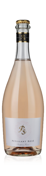vin PS Pétillant Rosé NV Syrah
