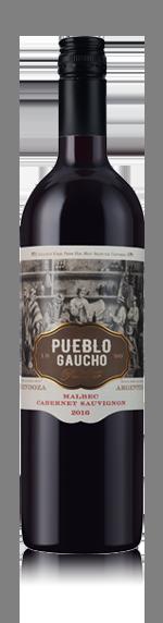 vin Pueblo Gaucho Malbec Cab 2016 Malbec