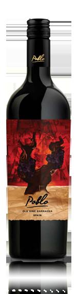 vin Pablo Old Vine Garnacha 2016 Garnacha