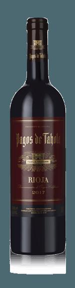 vin Pagos De Tahola O/A Rioja 2017 Tempranillo