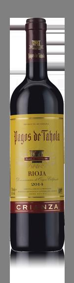 vin Pagos de Tahola Crianza 2014 Tempranillo